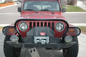 Brush Guard - Example 1b