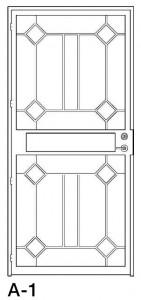 Door A-1