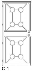 Door C-1