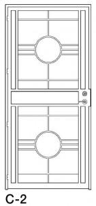 Door C-2