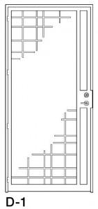 Door D-1